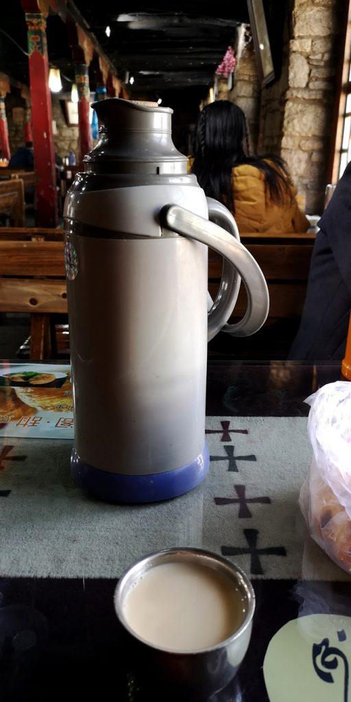 喜鹊阁的甜茶