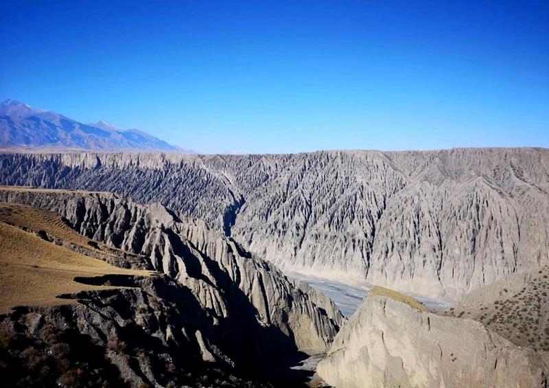 大山子大峡谷
