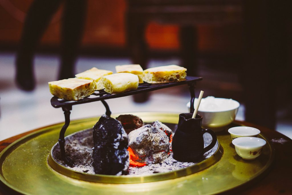 陇南罐罐茶