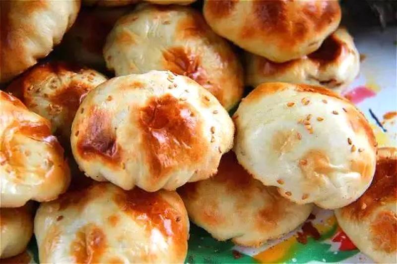 喀什烤包子
