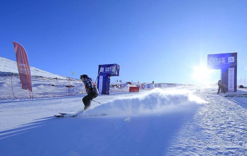可可托海国际滑雪场