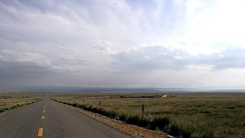 青海湖草原