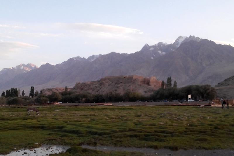 塔什库尔干县石头城