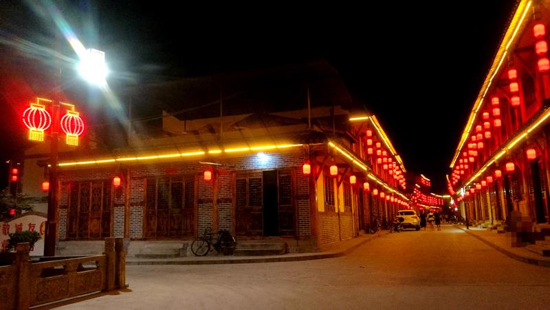 陇南康县阳坝古镇