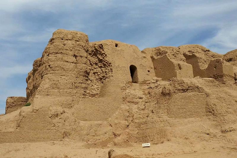 吐鲁番高昌故城