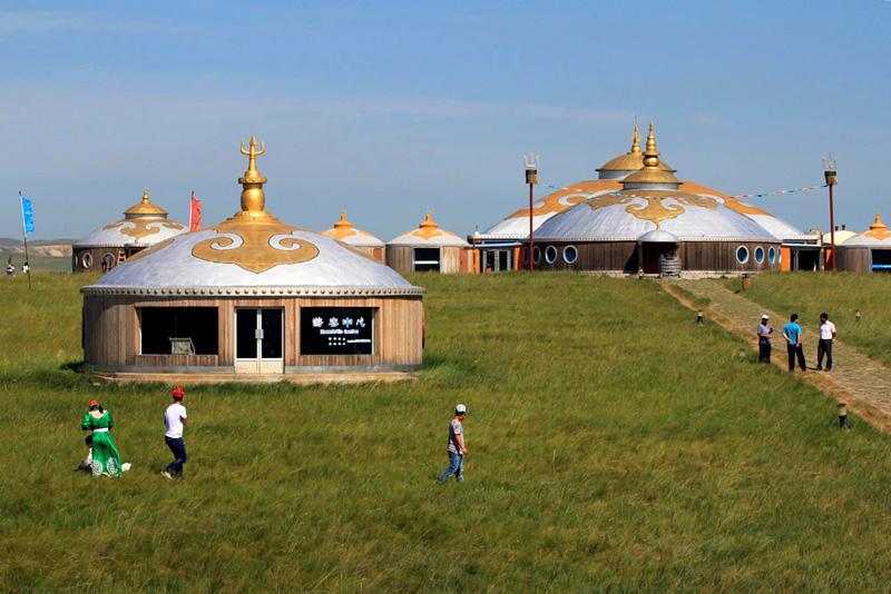 西乌旗蒙古罕城