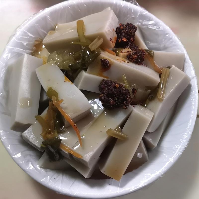 额济纳沙米凉粉