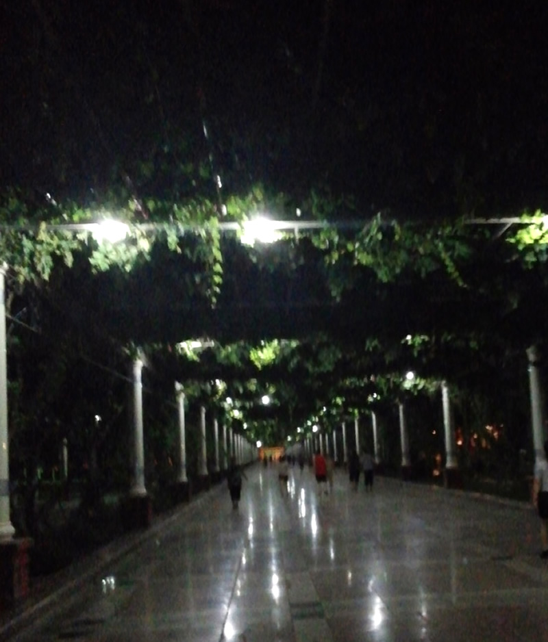 吐鲁番步行街