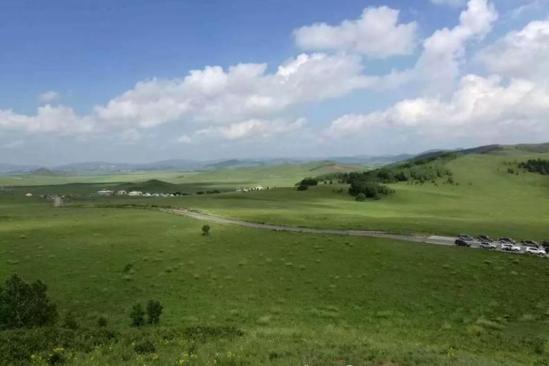 乌兰布统景区