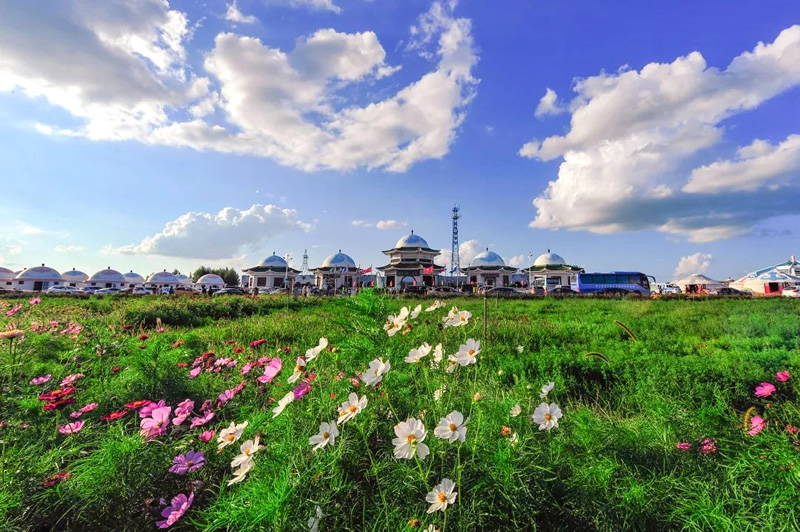 珠日河草原旅游区